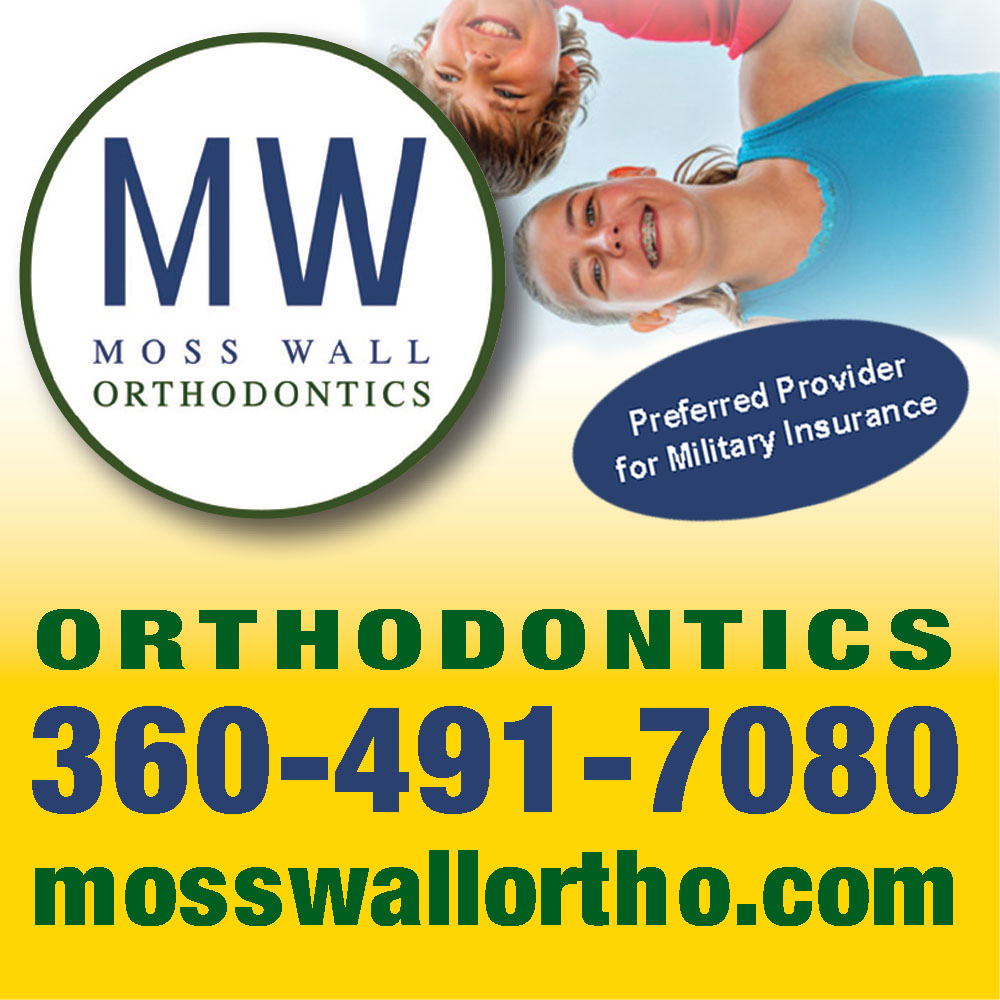 Side ad: Moss Wall Orthodontics